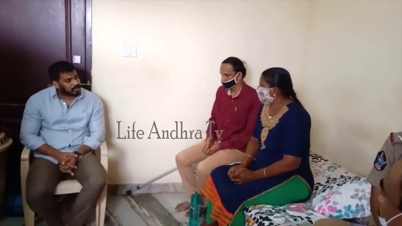 Anil Kumar Yadav Meets AP Tourism Contract Worker Usha | YS Jagan | life Andhra Tv
