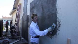 images of stucco and Plastering Dos and Don'ts