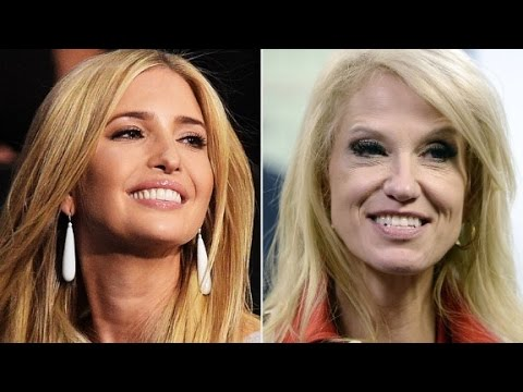 Was Conway's Ivanka sales pitch legal?