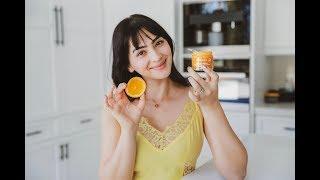 A Peel for  Self Care Sunday | Andreea Cristina
