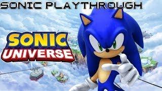 Blitz Sonic - Sonic Universe Demo - Sonic Playthrough