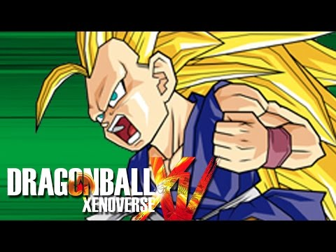 Dragon Ball Xenoverse DLC Pack 1 Gameplay Xbox One – Super Saiyan 3 Kid Goku - Walkthrough Part 42