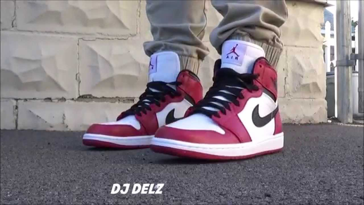 2013 air jordan 1 chicago
