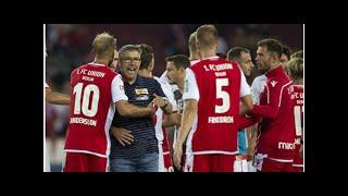 2. Liga, 5. Spieltag: Union Berlin gelingt Ausgleich gegen den MSV Duisburg in der Nachspielzeit