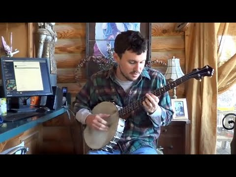 Clifton Hicks: 8 Songs (Up-Picking, Thumb-Lead & Traditional Tunings)
