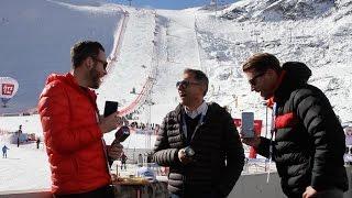 Oliver Schwarz | ÖTZTAL Tourismus | Sölden Ski Weltcup