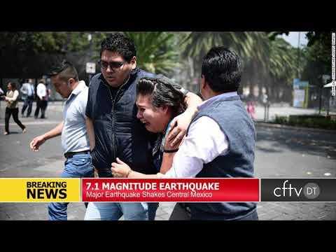 EARTHQUAKE SEPT 19 2017 SPANISH