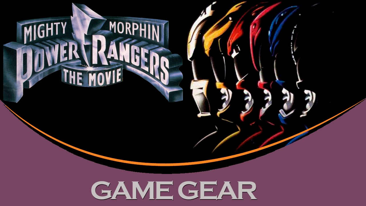 Mighty Morphin Power Rangers : The Movie [Game Gear] - YouTube