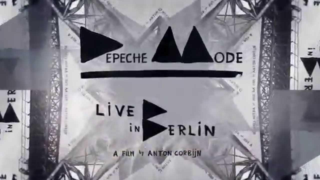 Depeche Mode Berlin