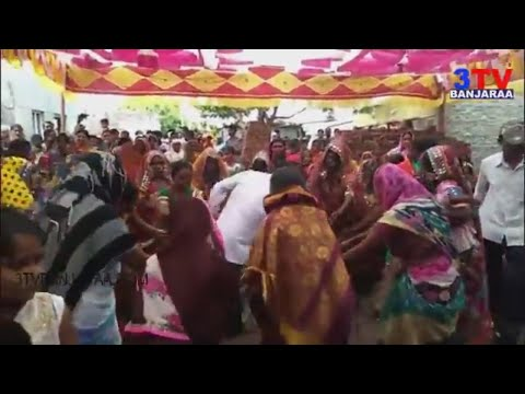 Banjara Womens Group Dance in Marriage !! Dont Miss ! Super Dance !! 3TV BANJARAA