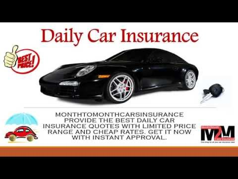 Beautiful Daily Car Insurance For Teens  YouTube