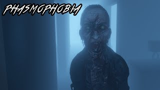 He comes for you 👀 - Phasmophobia BETA - Gameplay Español