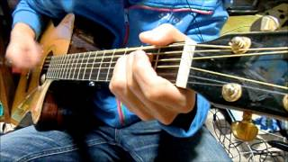 Pretty fever 寿美菜子 Acoustic Guitar Instrumental