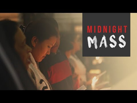 Christmas Eve Midnight MASS   St. Paul's Cathedral Church Kolkata 2017