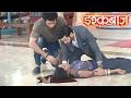On Location Of TV Serial 'Ishqbaaz'- Bhabhi & Dewar Play Some Mischief