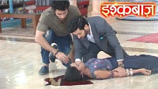 On Location Of TV Serial 39 Ishqbaaz 39 Bhabhi Dewar Play Some Mischief