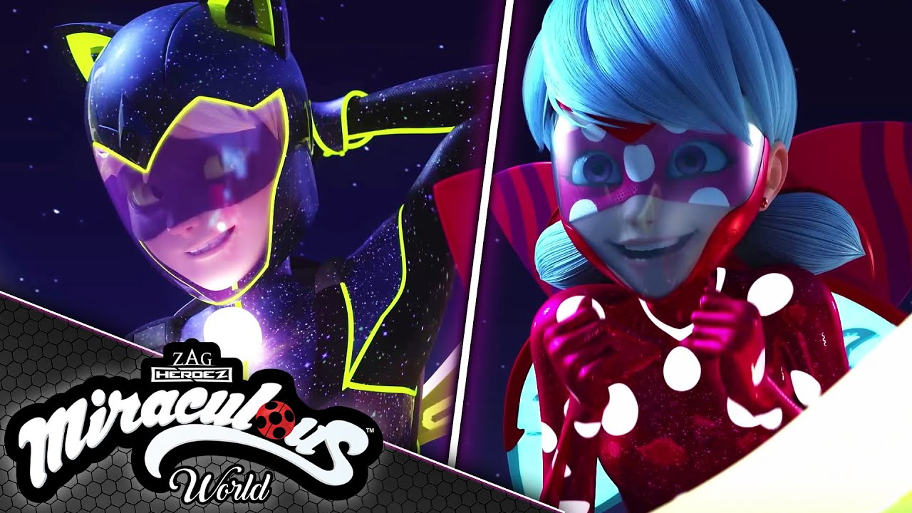 Download MIRACULOUS WORLD   ⭐ LADYNOIR - BEST OF 🔝   New York - Shanghai