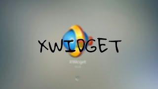XWidget screenshot 5