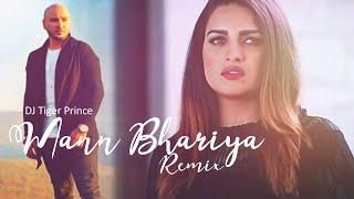 Mann Bhariya (Punjabi Dhol Remix) - DJ Tiger Prince