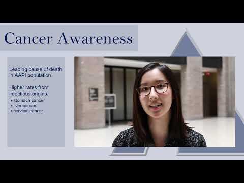 National APAMSA PSA - AAPI Cancer Awareness
