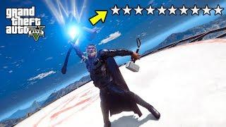 THOR Gordão Resiste 10 estrelas no GTA 5