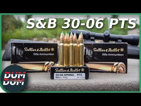 S&B 30-06 PTS test metka