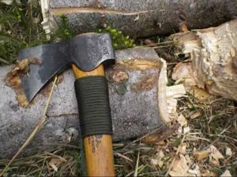The Axe Is Back Project My Entry With My Gb Wildlife
