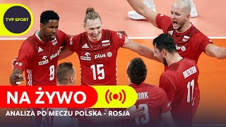 LIVE PO MECZU POLSKA - ROSJA W ME SIATKARZY PROSTO Z ERGO ARENY!
