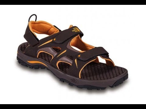 The North Face Hedgehog Sandal (Close up Review) YouTube