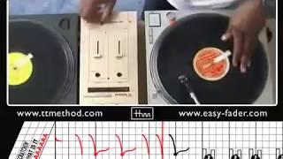 DJ Rob Swift TTM demo