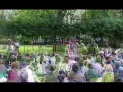 Trailer: BurntOut's Open-air Shakespeare