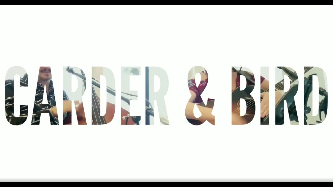 Carder & Bird Demo Reel