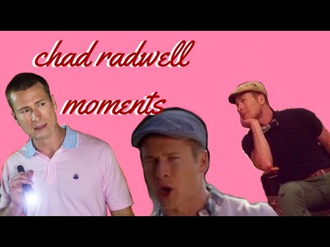 Chad Radwell Best Moments Season 1 of Scream Queens