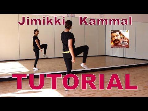 Entammede Jimikki Kammal Dance | Dance Tutorial | Fusion Beats Dance | Australia