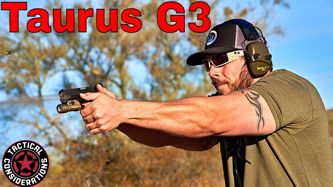 Taurus G3 Cheap Pistol But Does It Run New Owners Guide