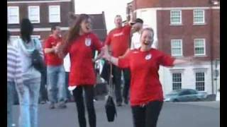 Sing England - Unofficial England World Cup Football Song for FIFA World Cup 2010