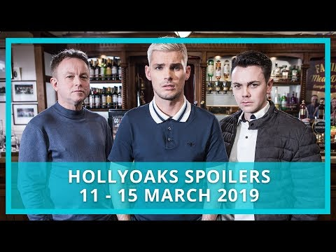 Hollyoaks spoilers: 11 - 15 March 2019