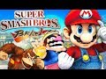 IS JEROMEASF EVEN GOOD AT SMASH BROS!? SMASH BROS BRAWL WITH FRIENDS!
