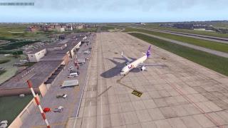 [Xplane 10.31] BOEING 757 Full Flight - LGKR - LMML