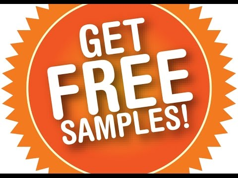 FREE SAMPLES AND TRIAL OFFERS TO ORDER!!