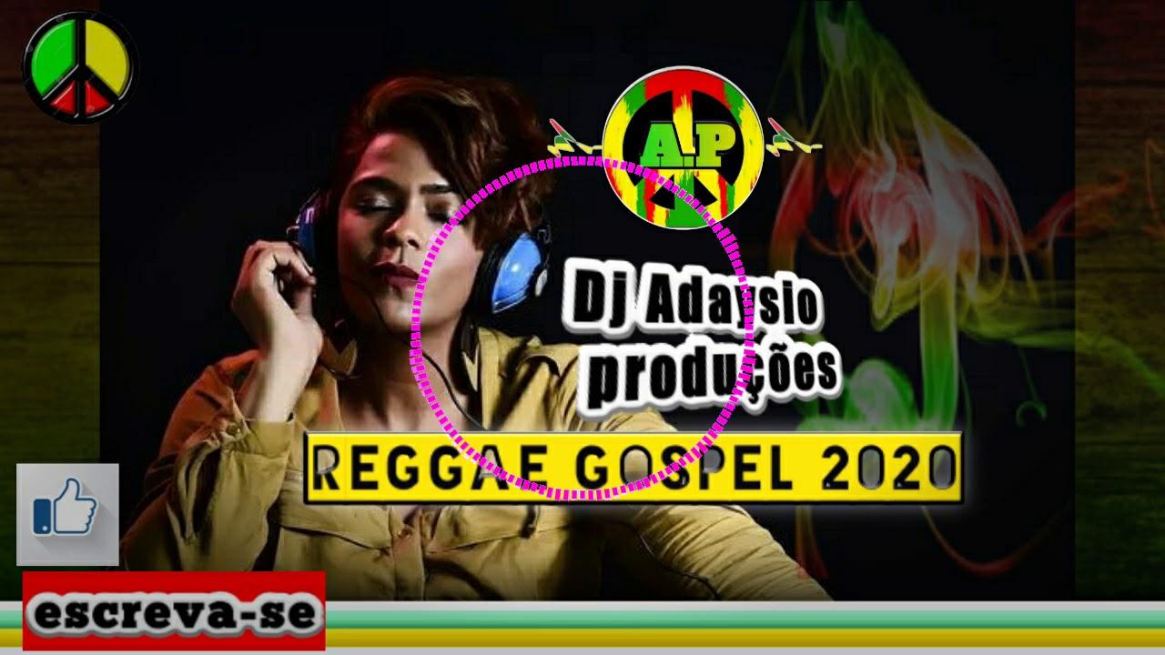 MELÔ DE ELE NÃO DESISTE__ REGGAE GOSPEL 2020 ( Studio sensação do reggae)