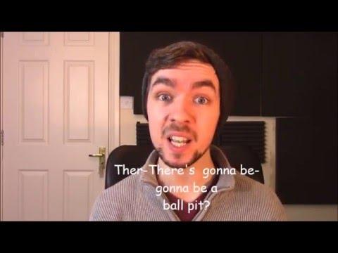 "Jacksepticeye ""I  LOVE BALLS"" Compilation"