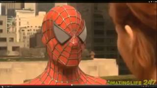 7 second videos: 'Like a somebodee' Spider Man version