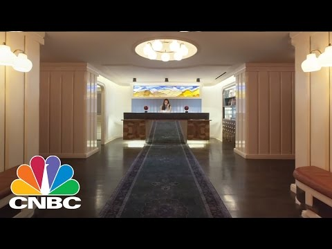 New App Offers Discounted Luxury Hotels Last Minute | CNBC