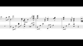 It never entered my mind - Tete Montoliu (Piano Transcription)