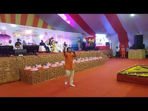 Vinit Gemawat Performance with President