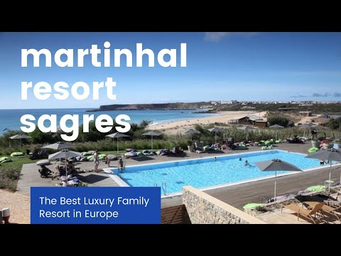 Martinhal Sagres THE BEST Luxury FAMILY RESORT In Europe !! Algarve #33