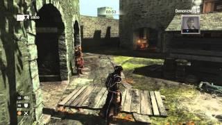 Assassin's Creed 3 Multiplayer - 15k Deathmatch (Animus Hack)