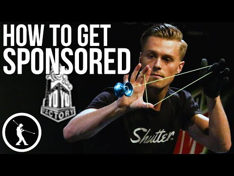 How to Get Sponsored: Vol. 6 How to Become a Yoyo Champion