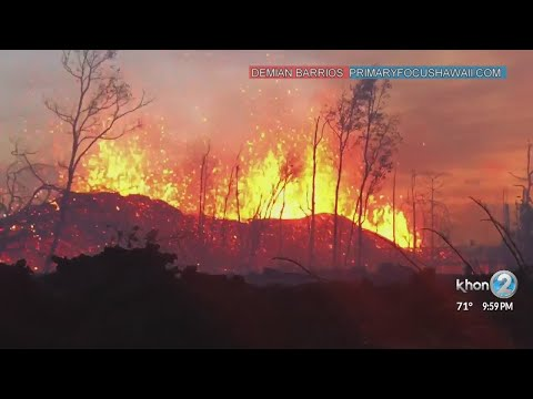 Volcanic activity calms for now, but officials 'don't believe this is the end of it'